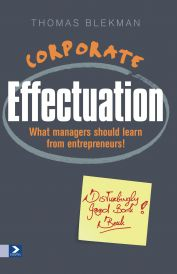Corporate Effectuation